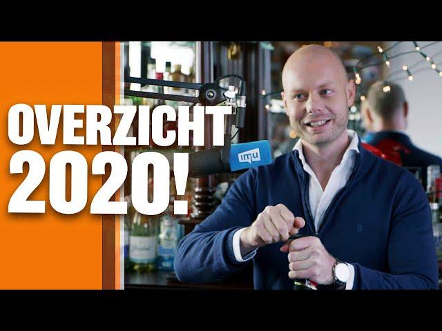 Terugblik op onze business in 2020 (én lancering van een nieuw platform voor ondernemers!)