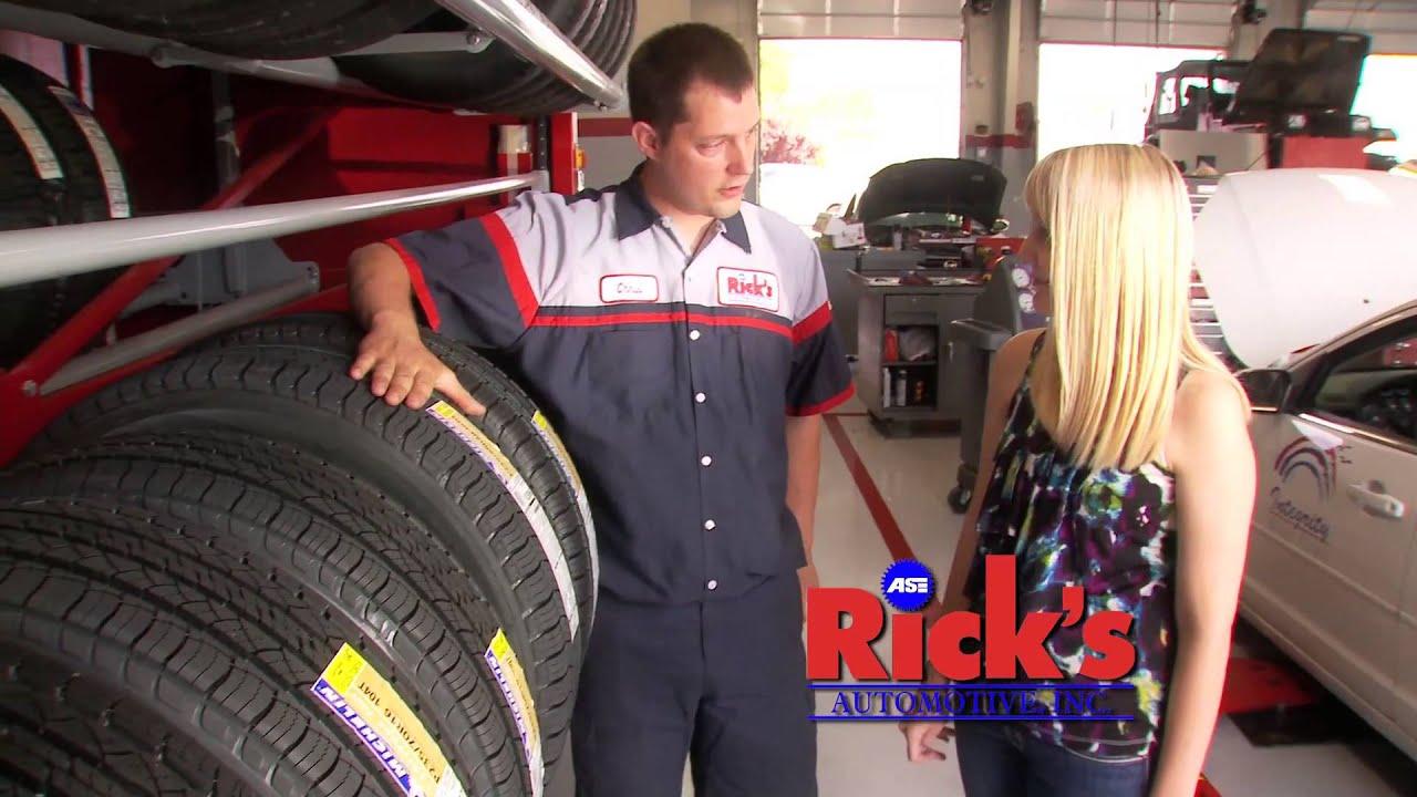 Keys And Wheels >> Back Tires Keys Wheels With Rick S Automotive