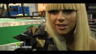 Lady GaGa in Vancouver BC Place New Kids Concert The Fame Poker Face Just Dance