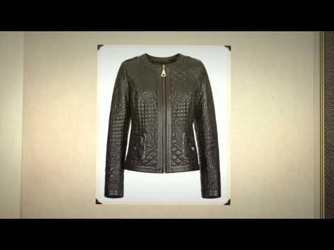 Фасоны кожаных курток
