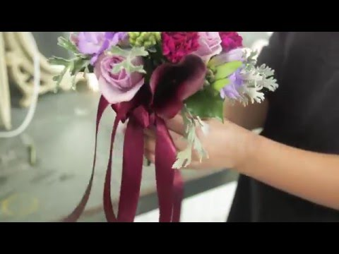 Permalink to Wrap Wedding Bouquet Handle