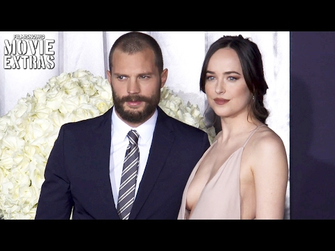 Fifty Shades Darker | World Premiere with cast interview
