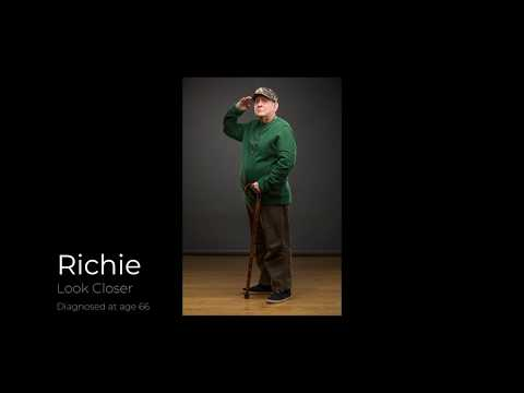 Let's #LookCloser at Richie