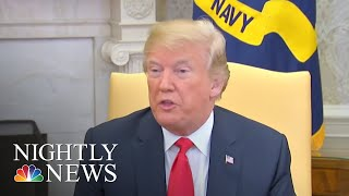 Is President Donald Trump's North Korea Summit Still Happening? | NBC Nightly News
