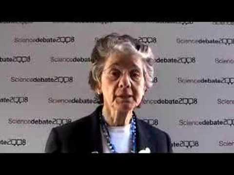 Rita Colwell on Science Debate