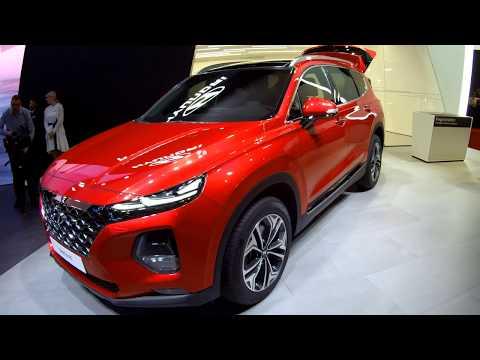 Новый Hyundai Santa Fe 2019 плагиат со знаком качества