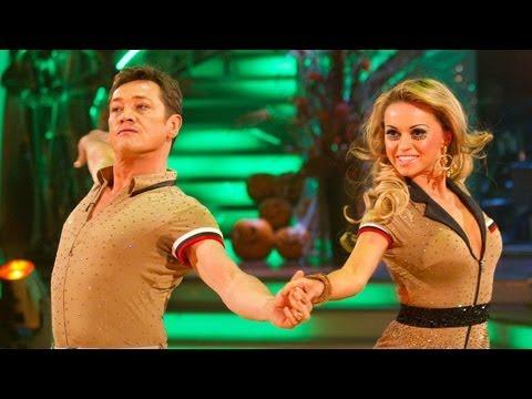 Sid Owen & Ola Jordan Cha Cha to 'Ghostbusters' - Strictly Come Dancing 2012 - Week 4 - BBC One