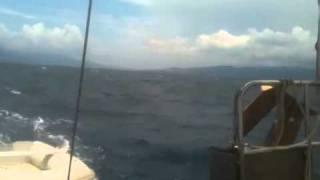 Baysports sailing gear test week lefkas