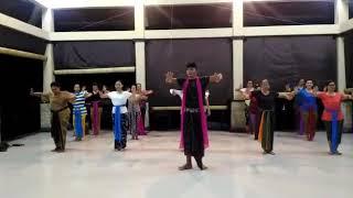 [Latihan] Rejang Sari PKK Puri Gading Jimbaran