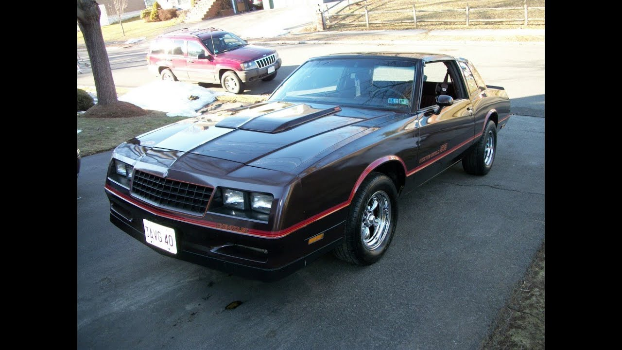 Used Chevrolet Monte Carlo For Sale  CarGurus