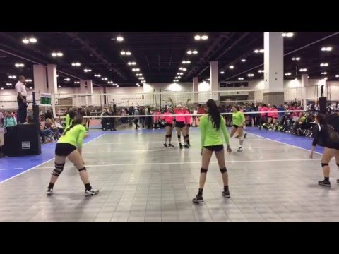 Stealth Volleyball Club National 16 Colorado Crossroads