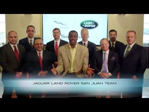 "jaguar land rover san juan - ""go spurs go!"" - commercial english"