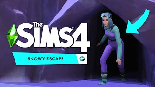 20 Things To Do With Sims 4 Snowy Escape ❄️