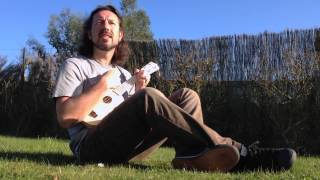 Joseph Lafitte - Iaorana (ukulele cover)