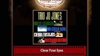 Jo Jones Trio – Close Your Eyes