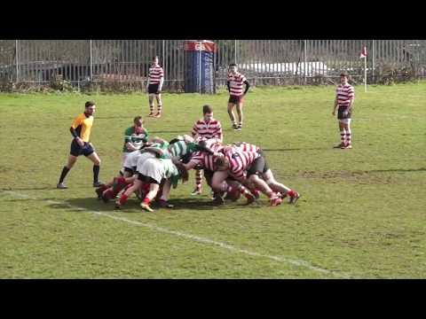 Finchley rugby U18s season highlights - 2016/2017