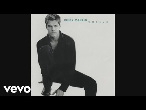 Ricky Martin – Perdido Sin Tí (audio)