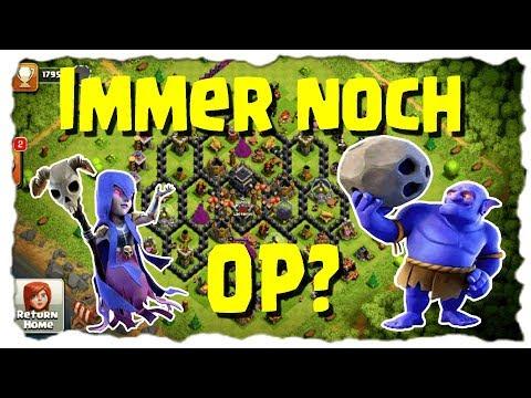 HEXEN / BOWLER IMMER NOCH OP? - BEI MIR NICHT? | Clash of Clans Deutsch | Let´s Play COC