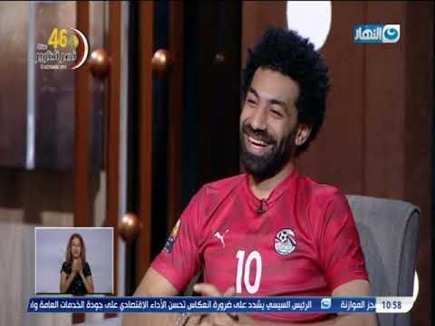 شبيه محمد صلاح يفجر مفاجأة مدوية ويكشف: انا دوبلير صلاح في الاعلانات.. بامثل مكانه
