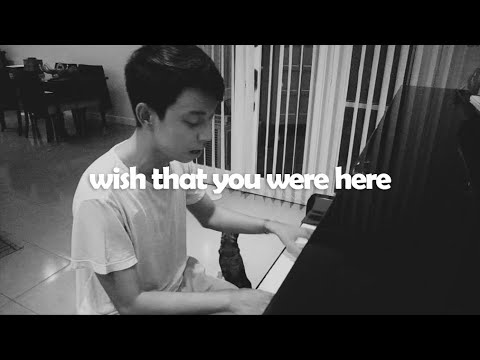 Florence + The Machine – Wish That You Were Here (Tino Cover)