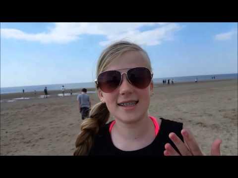 #33 vlog cadzand mn ouders zijn er! oostburg en het strand onveilig gemaakt