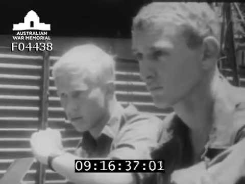 Australian SAS in Vietnam - TV news footage