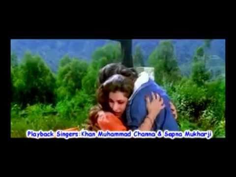 Tera sath hai itna(Playback Singer's Khan Muhammad Channa & Sapna.flv