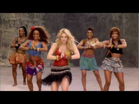 Waka Waka This Time for Africa | Official Video of 2010 FIFA World Cup
