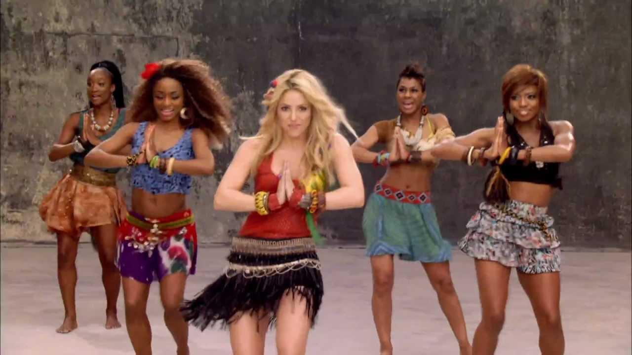 Шакира вака вака, Shakira - Waka Waka (FifaWorld Cup) - скачать 22 фотография