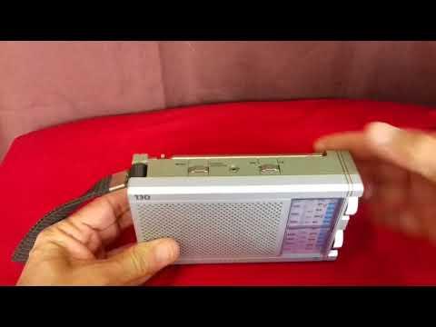 Radio  Philips 130 AM/FM