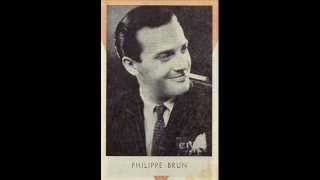 "Philippe Brun et son ""Swing Band"" - College Stomp - 1937 December 28 Swing, Paris"