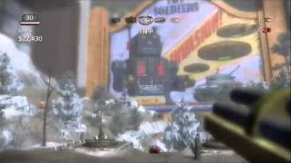 Toy Soldiers Invasion Level 1