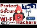 How to Secure or Protect Wifi from Hacker Tips 5 - Change Default Username & Password