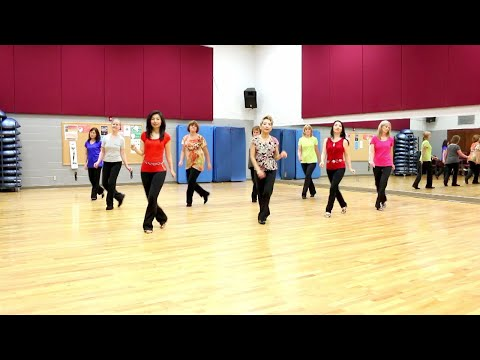 Cool Fool - Line Dance (Dance & Teach in English & 中文)