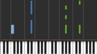 How to play Nikki Flores - I Got You Piano Tutorial 70% and 50% Speed (fan made)