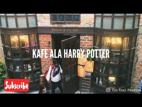 Kafe Ala Harry Potter Di Ipoh Sangat Unik & Klasik Untuk Dikunjungi