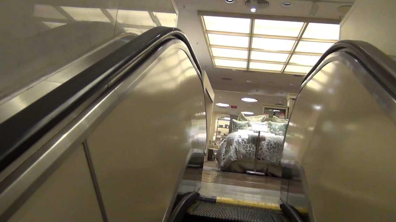 Tucson In The 70s >> OTIS Escalators - Macy's Park Place Mall (Tucson, AZ) - YouTube
