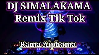 Dj Simalakama Remix Tik Tok Rama Aiphama Cover By Ezze Morfinis