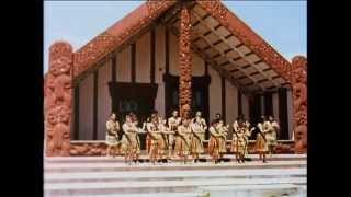 The Maori Today (1960) colour film