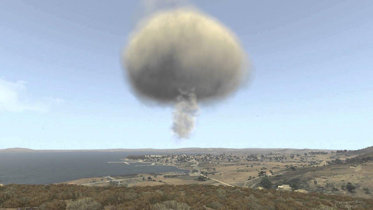 Atomic Bomb - Module and Zeus (WIP) - ARMA 3 - ADDONS & MODS