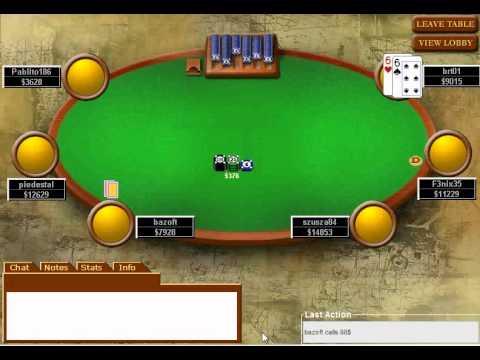 Loose cannon holdem poker