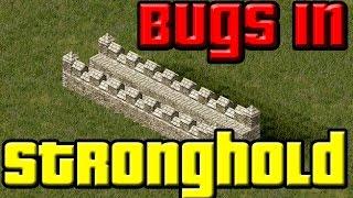 Баги и секреты Stronghold HD