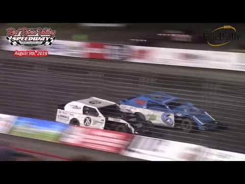Red River Valley Speedway IMCA Sport Mod A-Main (8/9/19)