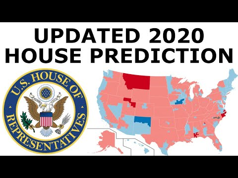 Updated 2020 House Prediction (July 14, 2020)
