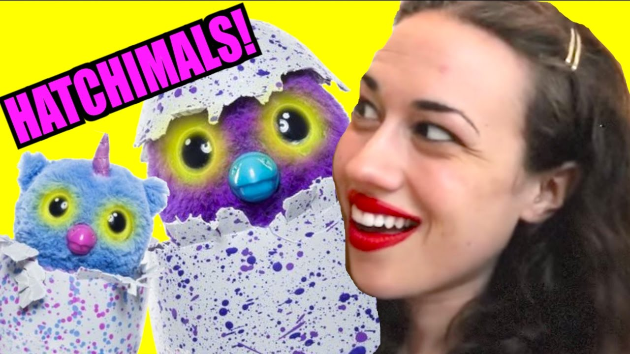 how to make a hatchimal