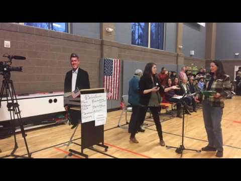 With or Without You: Town Hall for Senator Cory Gardner