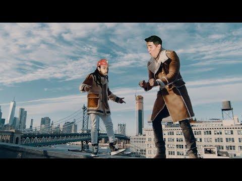 Ozuna x Romeo Santos - El Farsante Remix (PARODIA)