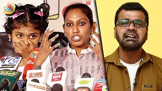 Balaji attempted to murder me & our child : Wife Nithya Speech | Press Meet, Thaadi Balaji Divorce