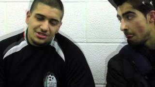 FOSIS Midlands Premier League Interview Coventry ISoc 4 - 4 Birmingham ISoc