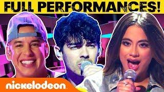 Jonas Brothers, JoJo Siwa, Daddy Yankee... 🎤 So Many All That Performances!   #MusicMonday
